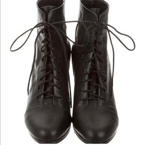Rag and Bone Lace Up boots!